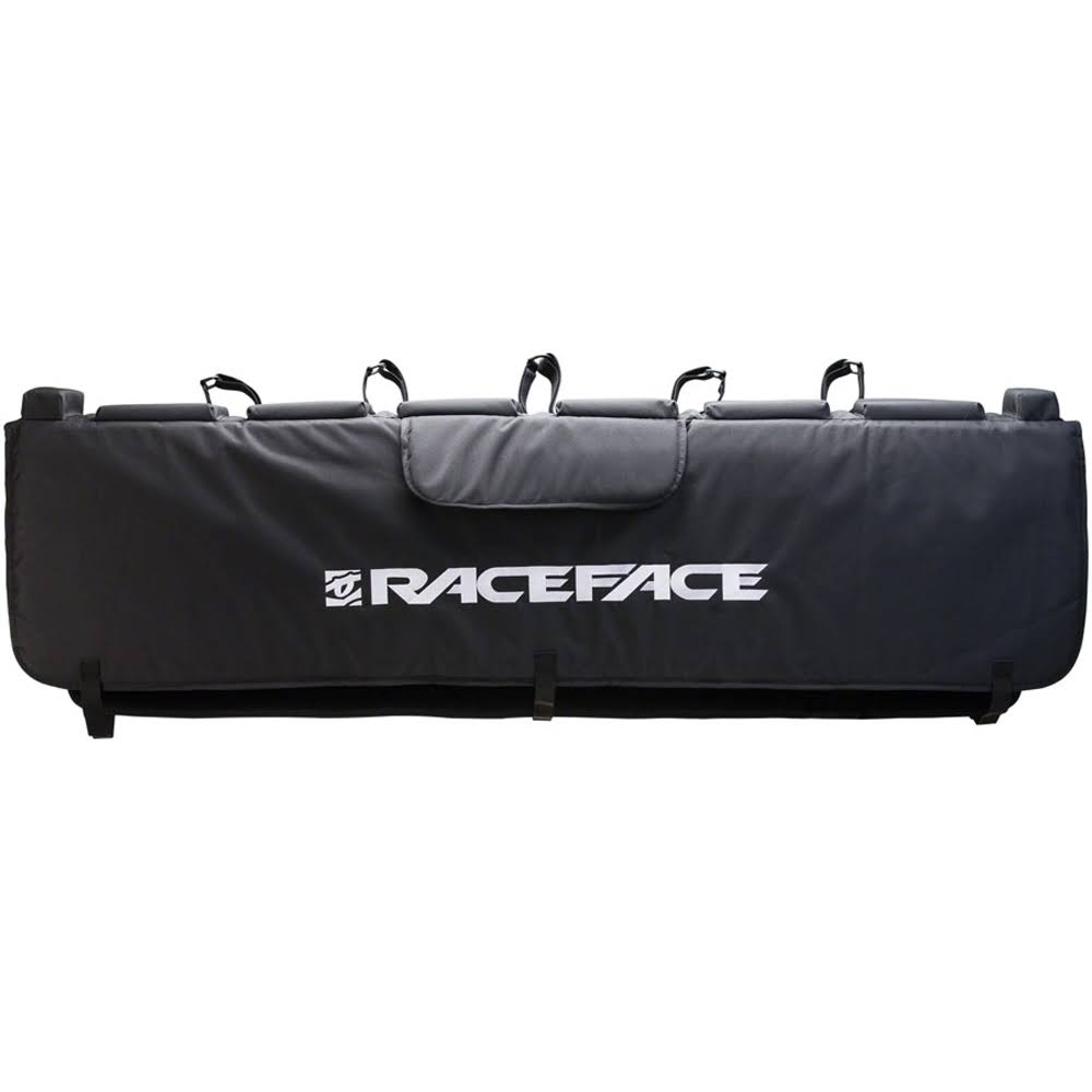 "RaceFace Black Tailgate Pad - 61"" LG/XL"