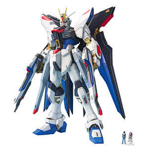 Bandai MG ZGMFX20A Gundam Seed Destiny Mobile Suit Model Kit - Strike Freedom