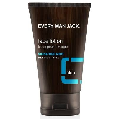 Every Man Jack Face Lotion - Signature Mint, 4.2oz
