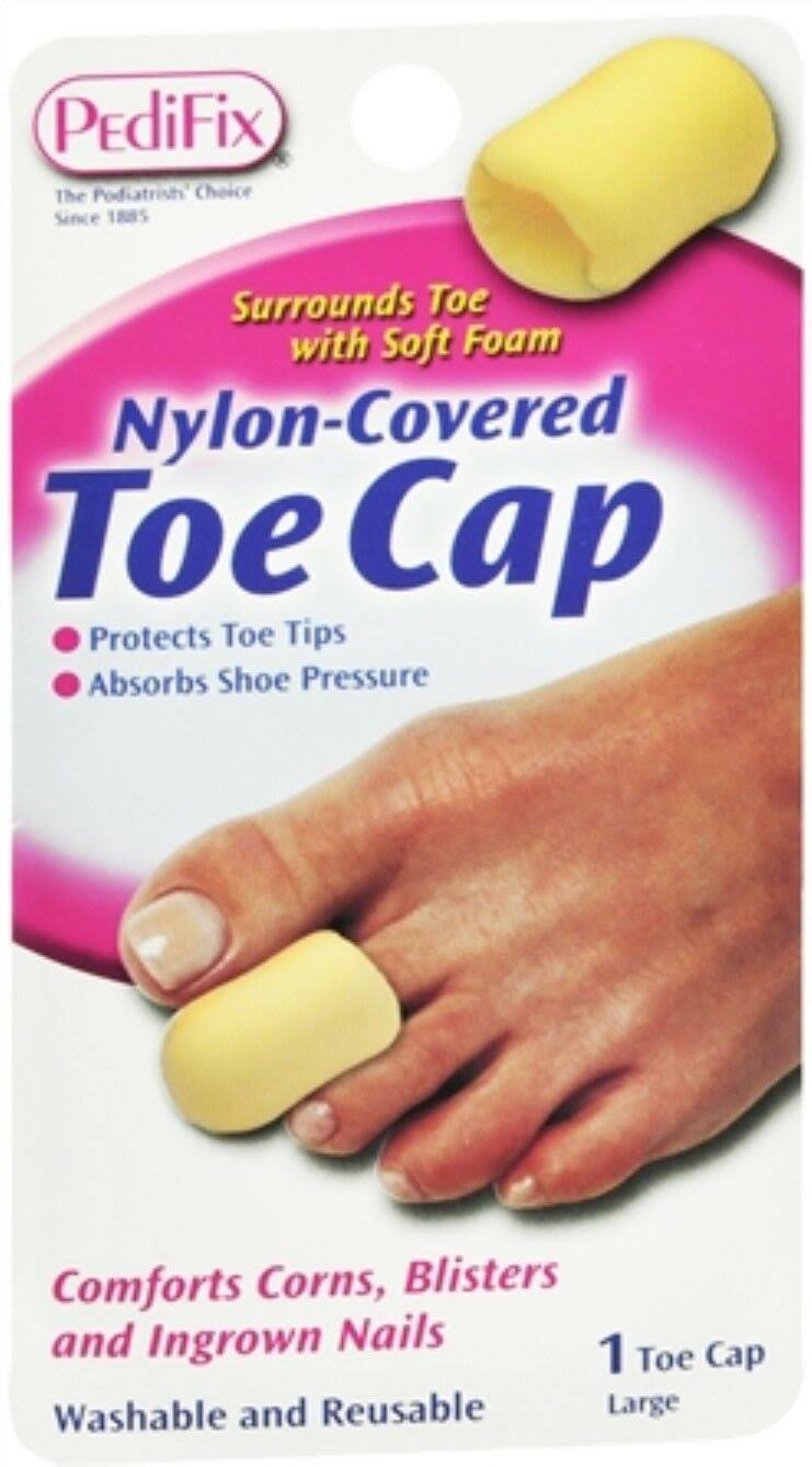 Pedifix Podiatrists' Choice Nylon-Covered Toe Cap