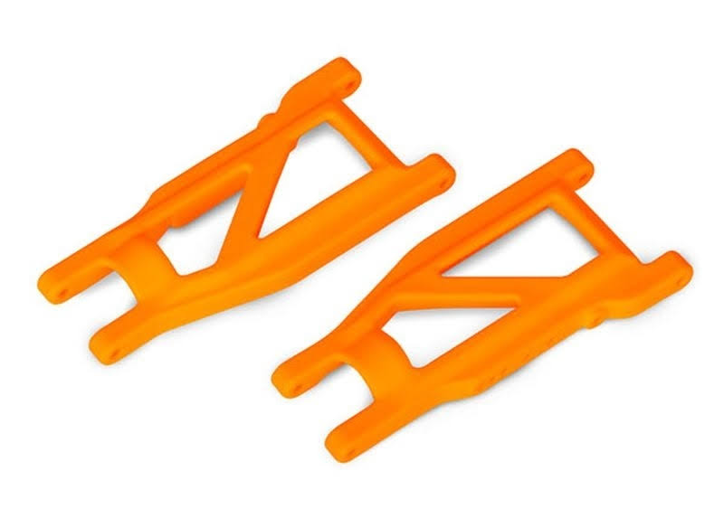 Traxxas Suspension Arms, Orange, Front/Rear (Left & Right) (2 TRA3655T