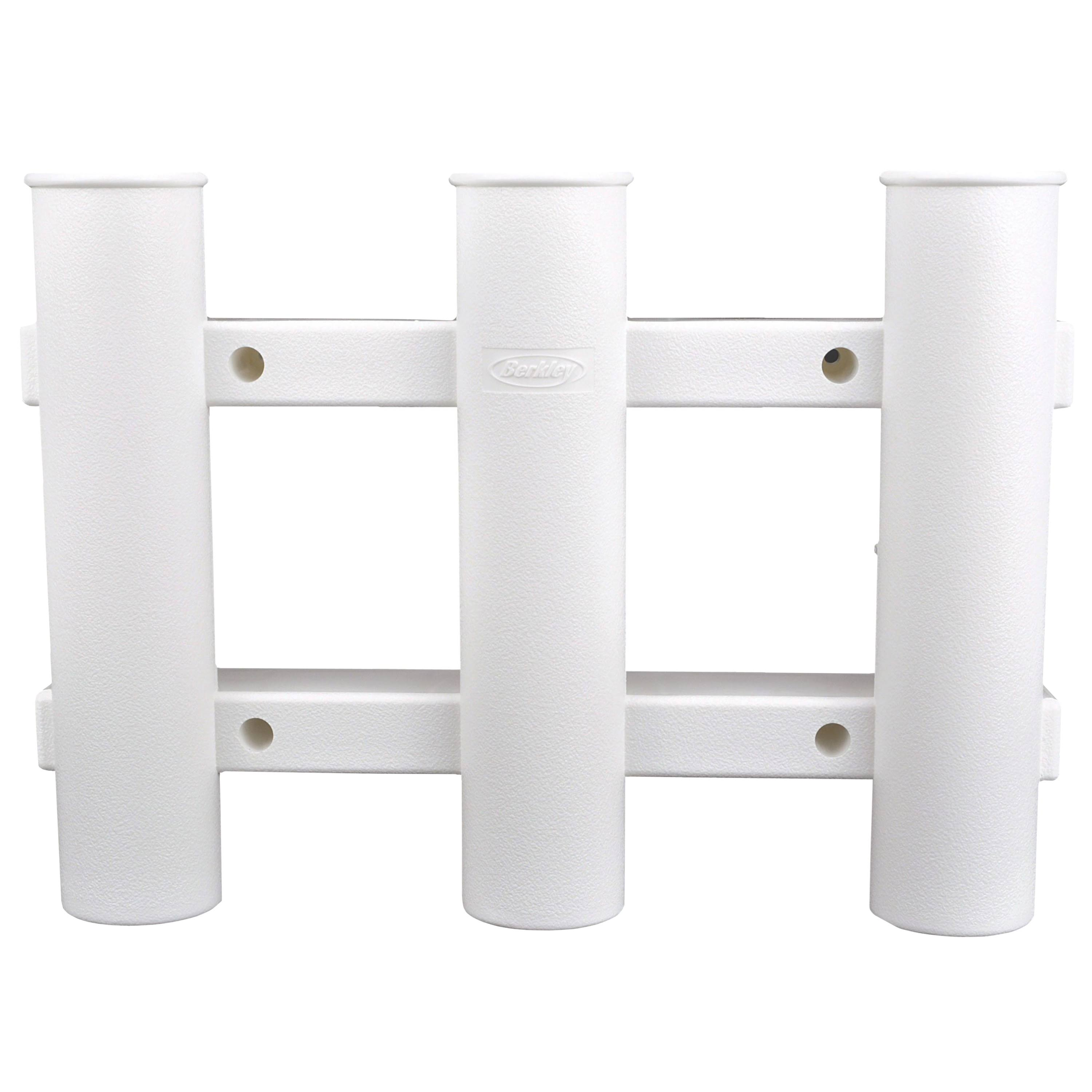 Berkley Tube Rod Rack - White