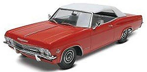 Revell 1:25 Scale 1965 Chevy Impala Convertible Plastic Model Kit