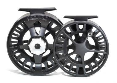 Waterworks Lamson Fly Fishing Remix Large Arbor Fly Reel - Rx2 2.0