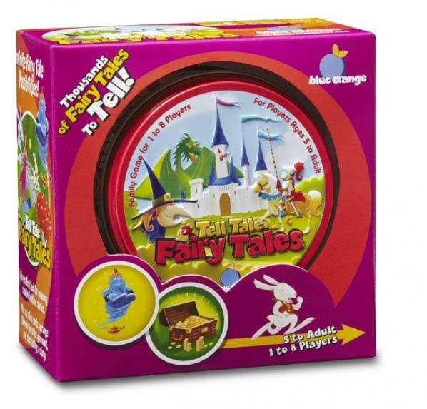 Tell Tale Fairy Tales Board Game