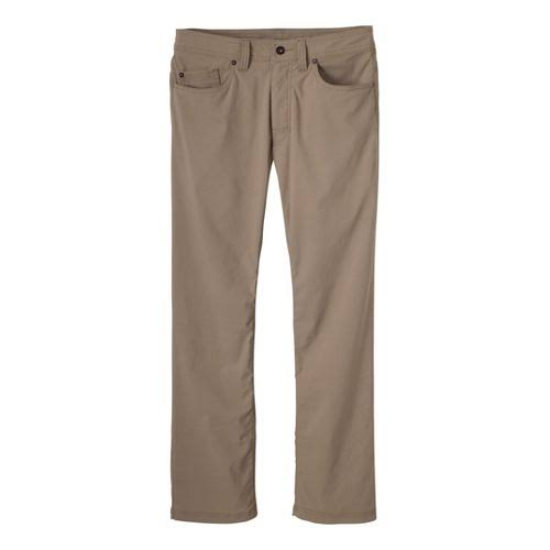 prAna Men's Brion Pant 32 in. Inseam Dark Khaki 34
