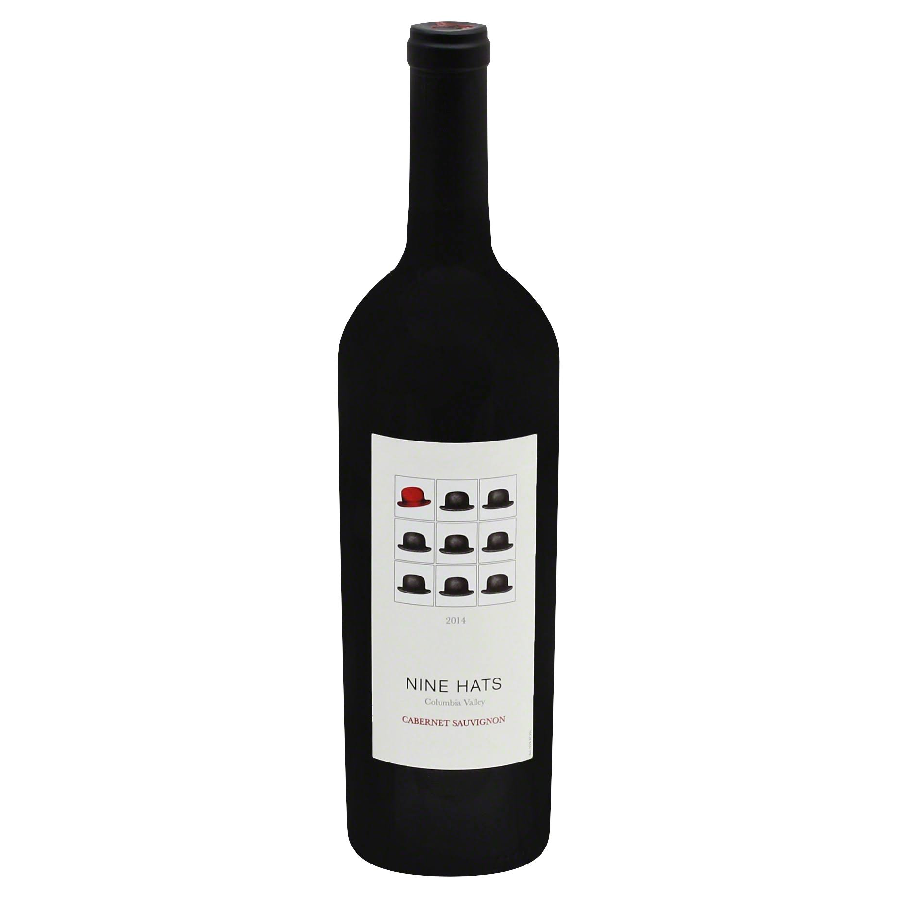 Nine Hats Cabernet Sauvignon, Columbia Valley, 2014 - 750 ml