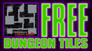 Dungeons And Dragons Tiles Pdf Free by Free Map Tiles 2 From Master Set S Rpg Miniatures Terrain