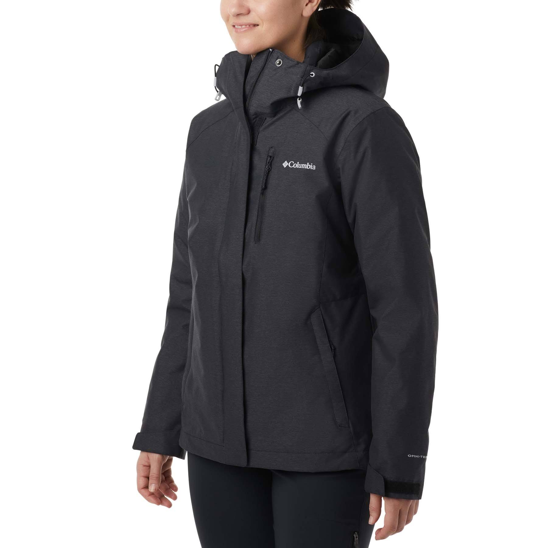 Columbia Women's Whirlibird IV Interchange Jacket - Black