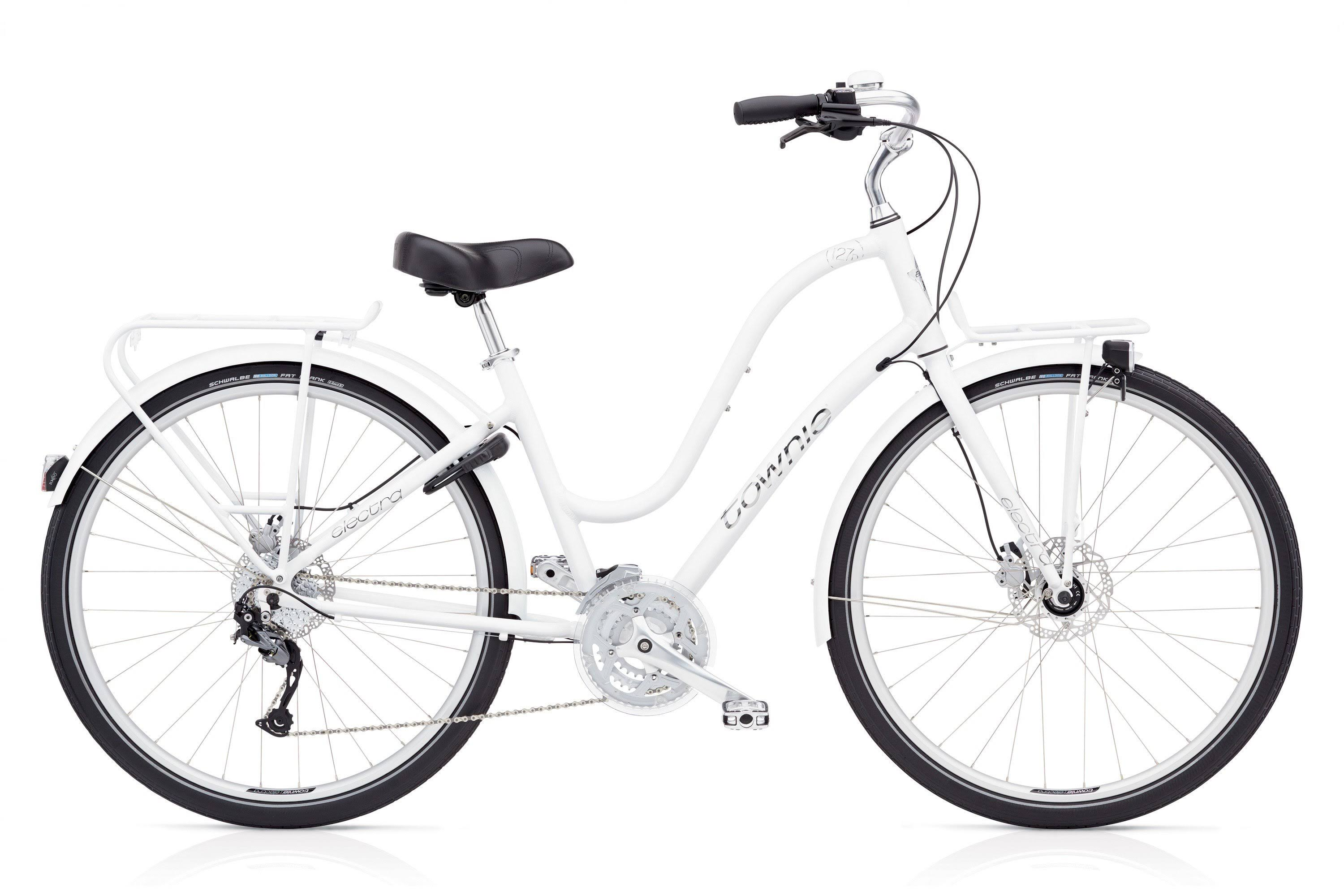 Electra 544265 Townie Commute 27D Step-Thru Bike - White