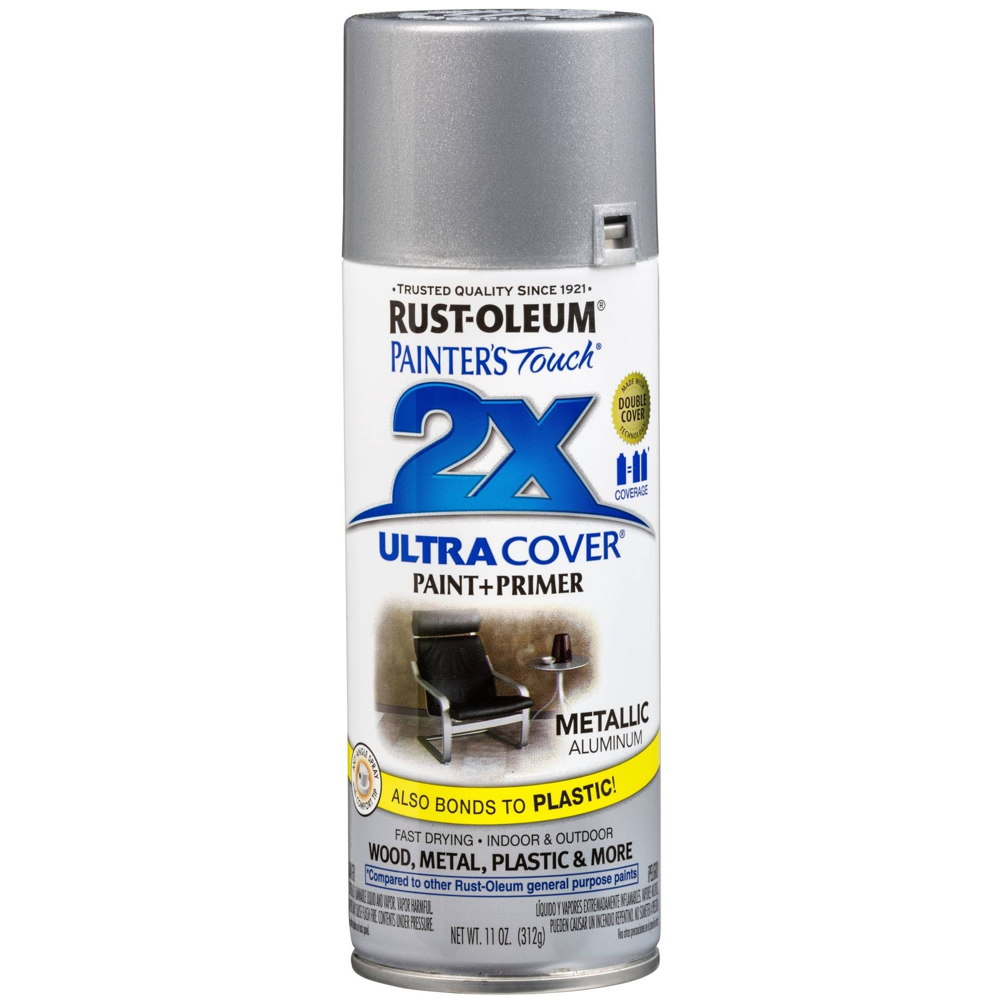 Rust-Oleum Painter's Touch Spray - Aluminum