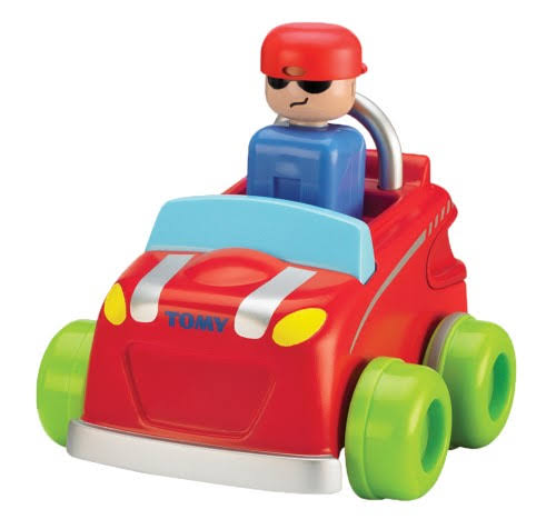 Tomy Push N' Go Car