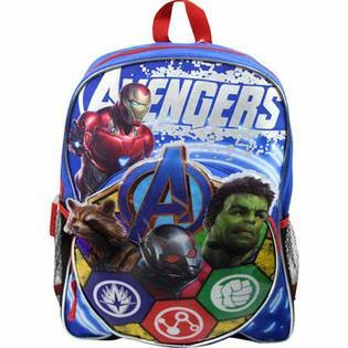 Marvel Avengers Kids Backpack - Blue