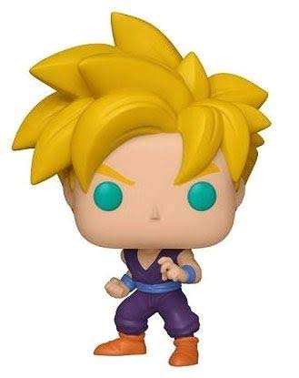 Funko Pop! Dragon Ball Z Vinyl Figure - Super Saiyan Gohan, 3.75""