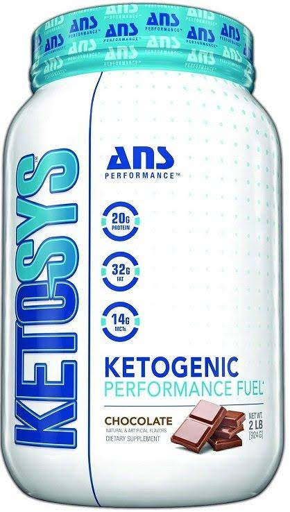 ans Performance Ketosys Ketogenic Performance Fuel Chocolate 886 gr Vanilla Chai