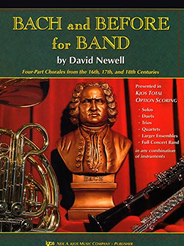 Bach and Before for Band: Oboe [Book]