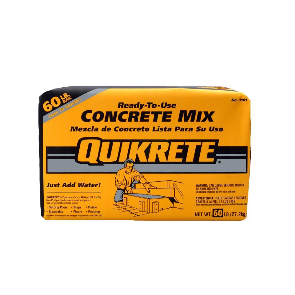 Quikrete Concrete Mix - 60lb