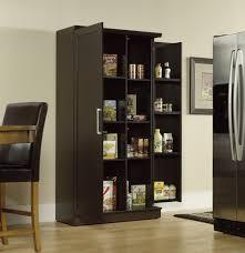 Free Standing Kitchen Cabinets Amazon by Homeplus Storage Cabinet 411572 Sauder