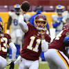 Washington's Alex Smith enters first game since suffering ...
