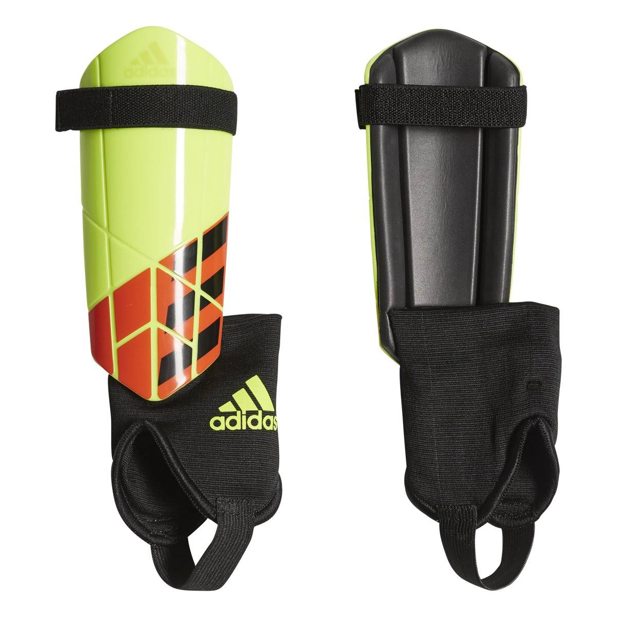 Adidas Youth x Shin Guards Yellow / Large