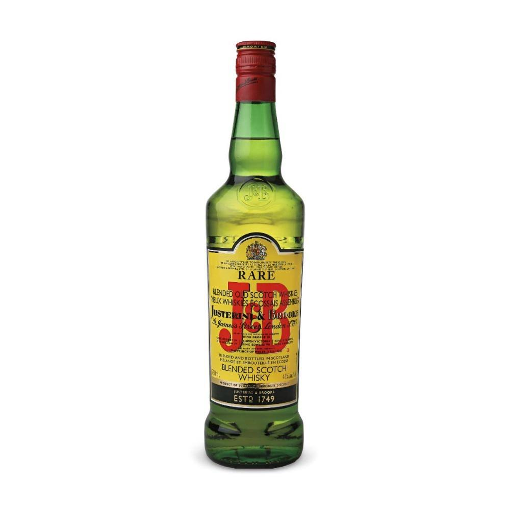 J&B Rare Blended Scotch Whisky 50ml