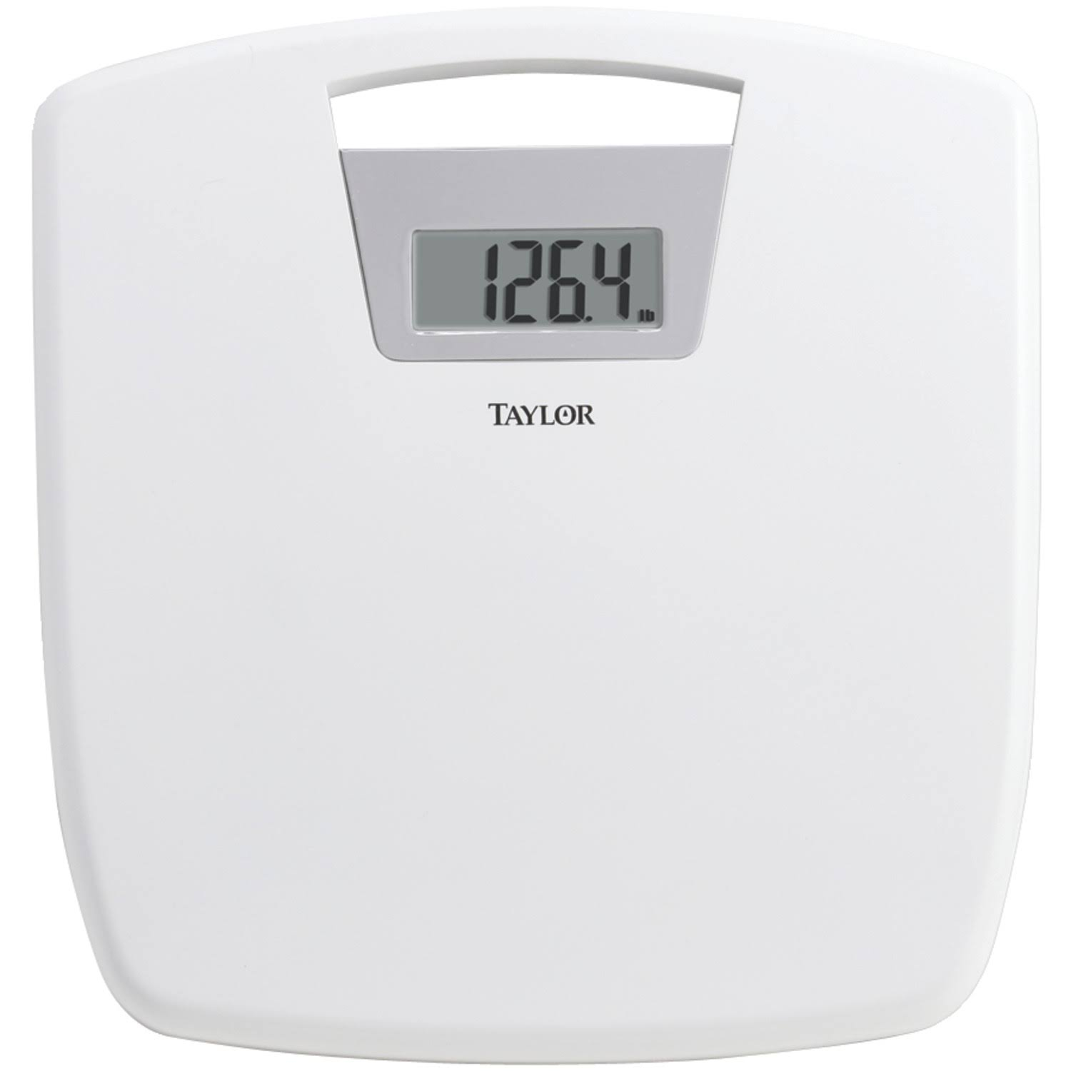 Taylor Precision Products 70484012 Digital Scale - with Antimicrobial Platform
