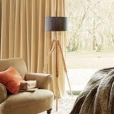 Photographers Tripod Floor Lamp by Abinger Tripod Floor Lamp Laura Ashley