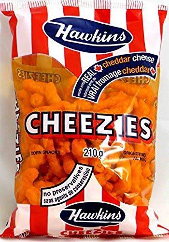 Hawkins Cheezies Puff Snacks - 210g
