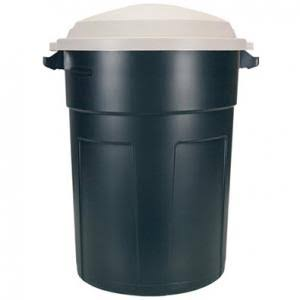Rubbermaid Roughneck Trash Can - 32 Gallon