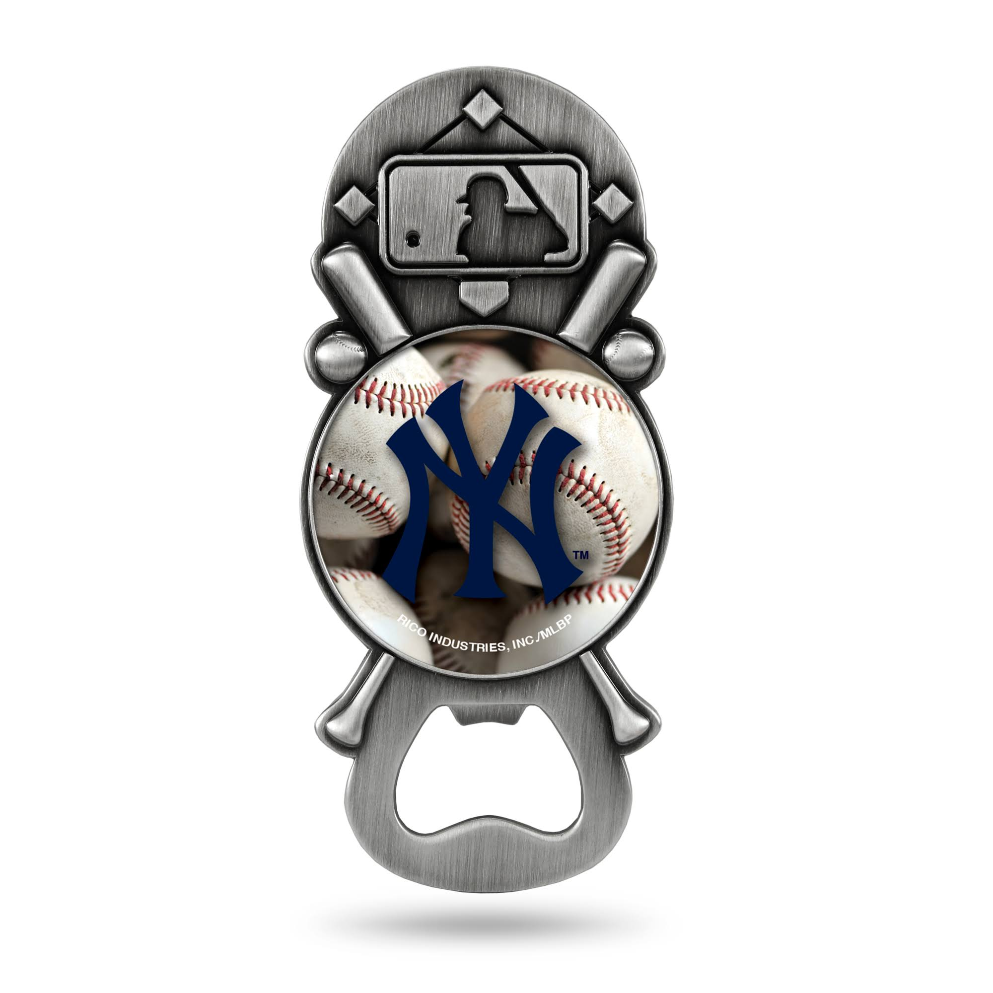 Rico New York Yankees Party Starter Bottle Opener