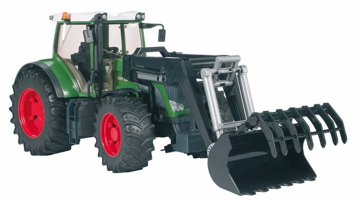 Bruder Fendt 936 with Front Loader