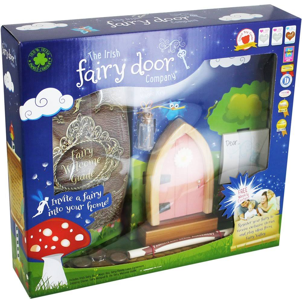 The Irish Fairy Door - Pink