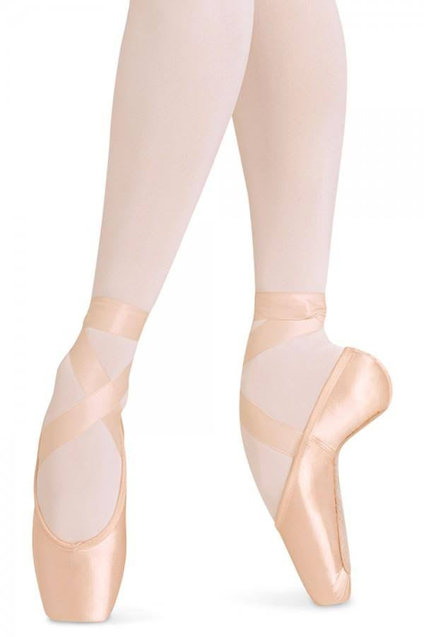 Bloch Women's European Balance Ballet Pointe Shoes