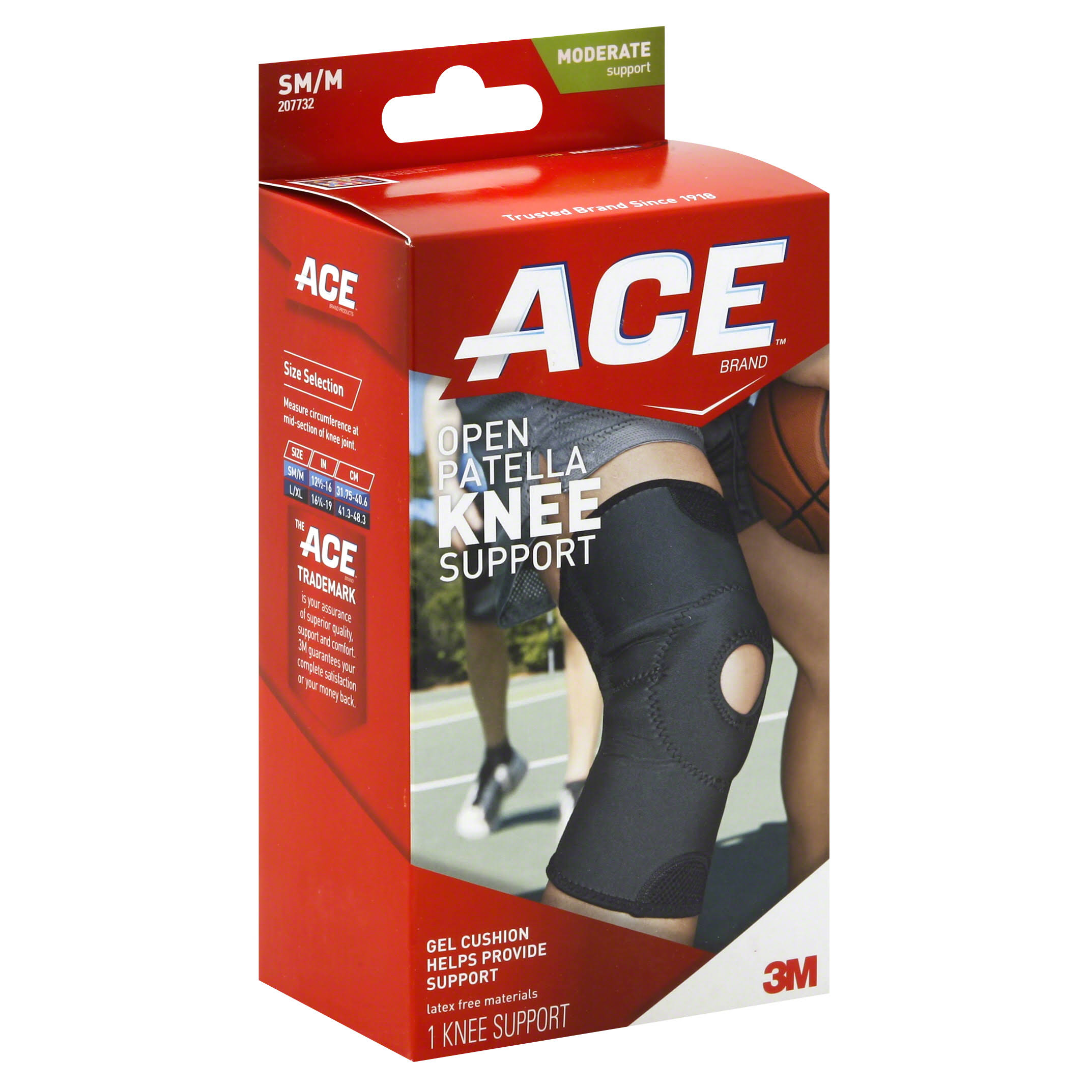 Ace Open Patella Knee Support