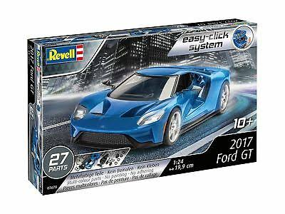 Revell 07678 2017 Ford GT Model Car Kit - 1:24 Scale