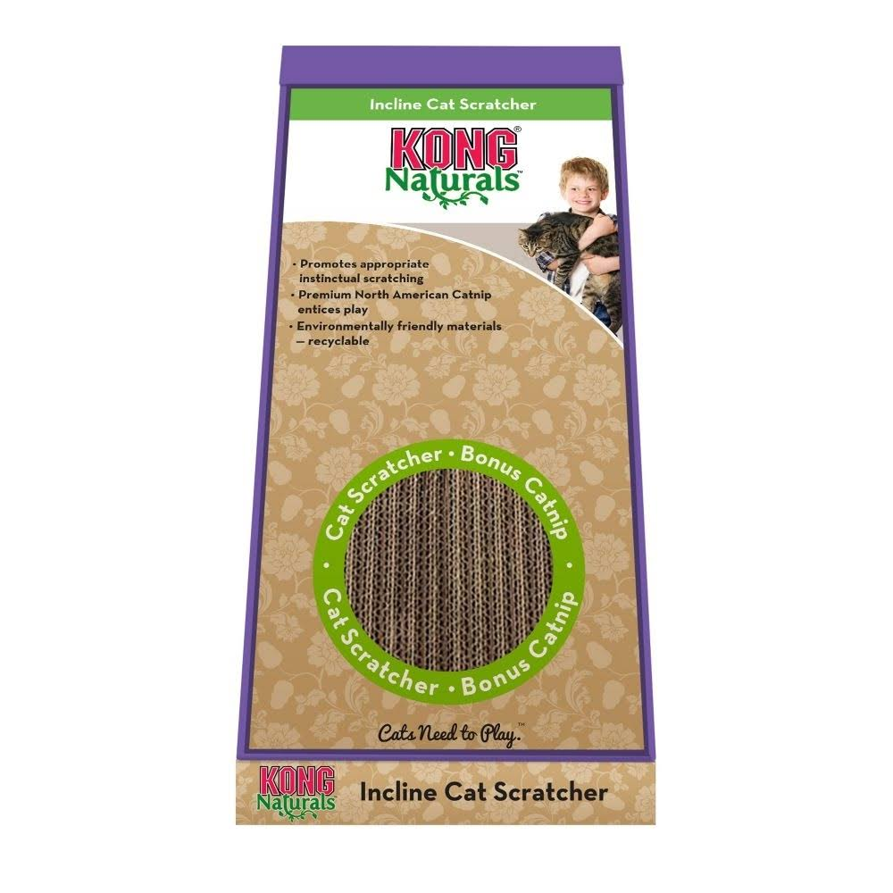 Kong Natural Incline Scratcher