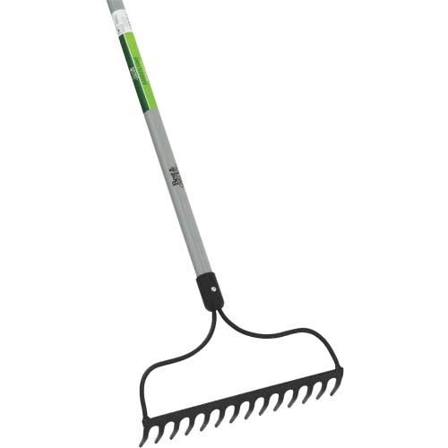 Do It Best Fiberglass Long Handle Bow Garden Rake
