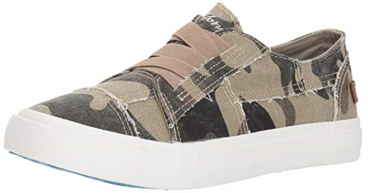 Blowfish Women's Marley Sneaker Natural Camo