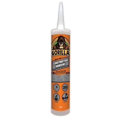 Gorilla Glue Heavy Duty Construction Adhesive - 9oz