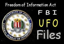 FBI 2011: ufo disclosure
