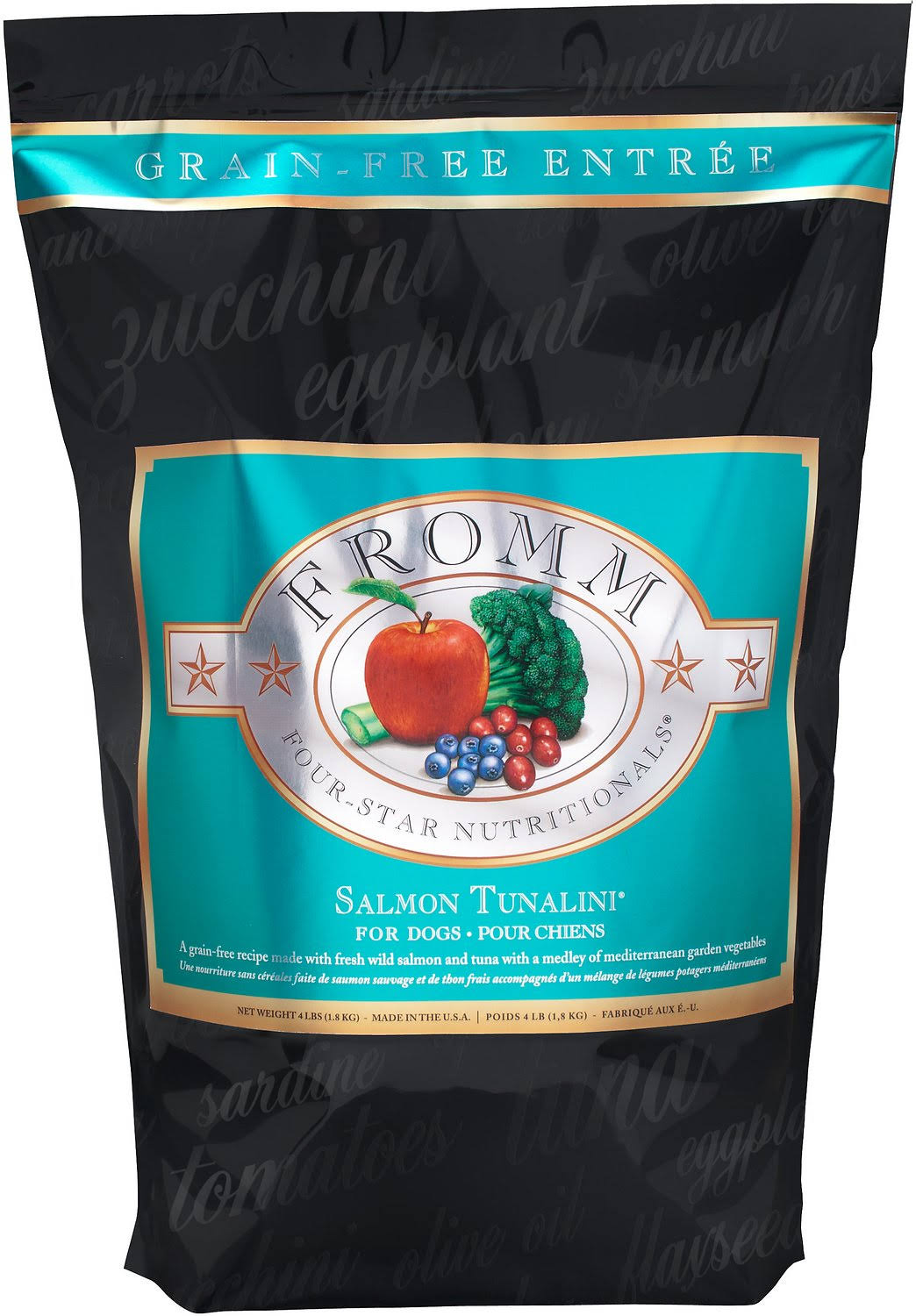 Fromm Four-Star Salmon Tunalini Dog Food, 26 lb