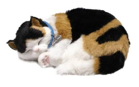 Perfect Petz XP92-16 Calico Cat With New Softer Body - Number 69