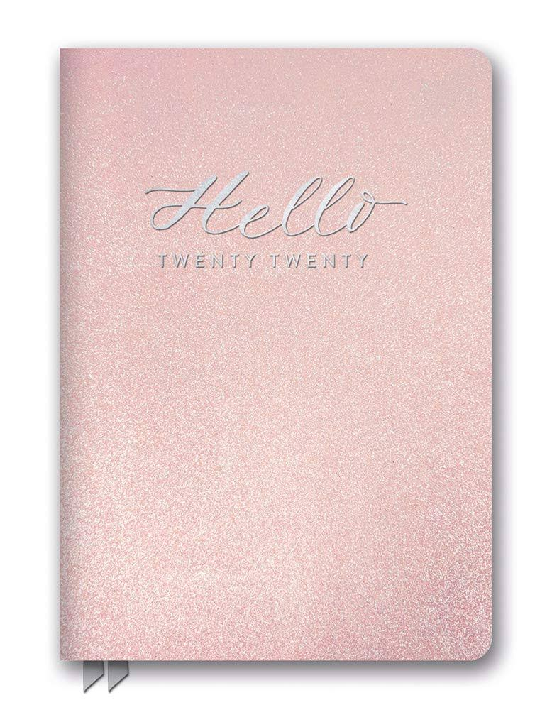 Studio Oh! Hello Weekly 2020 Planner (Pink)