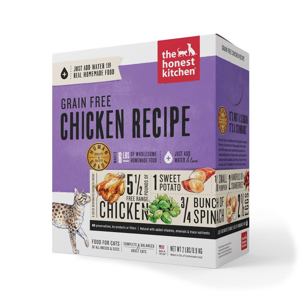 The Honest Kitchen Prowl Grain Free Chicken Cat Food