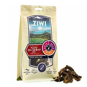 Ziwi Venison Green Tripe Dog Treats, 2.4-oz Bag