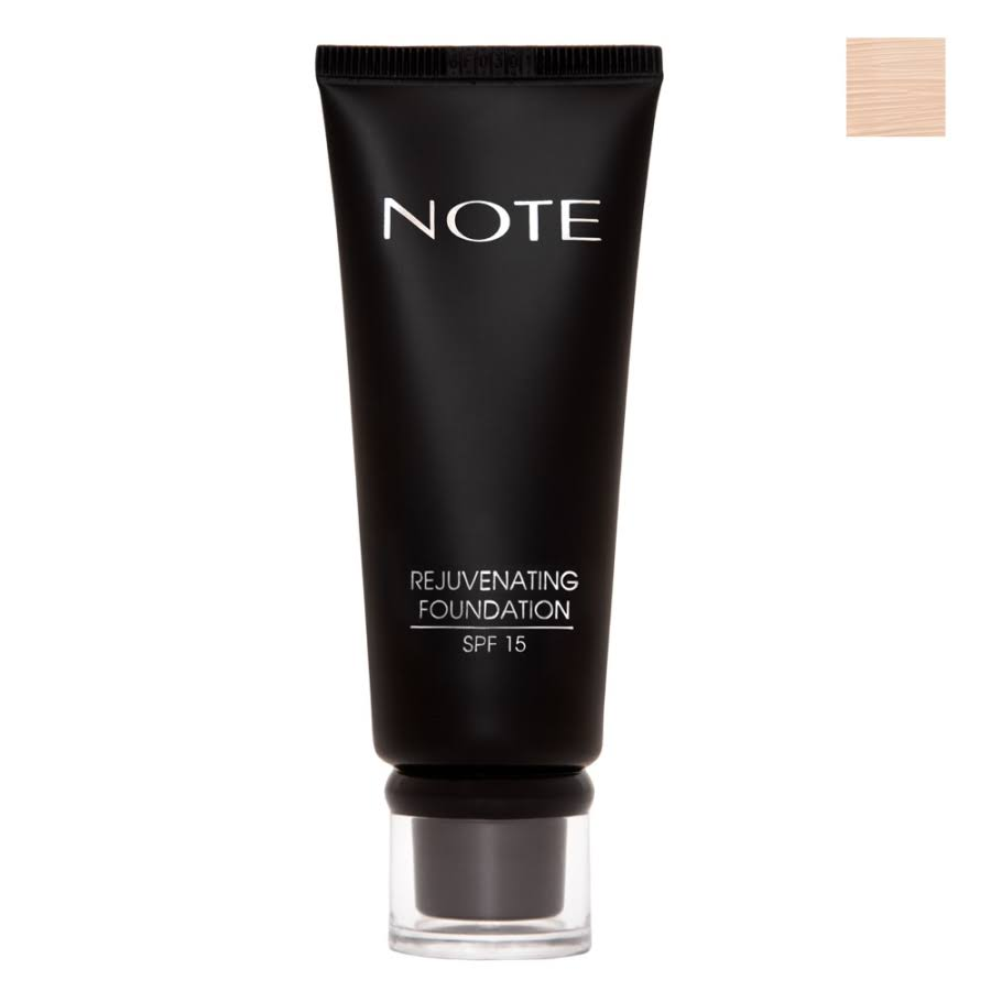 Note Cosmetics Rejuvenating Foundation - 07 Apricot, 35ml