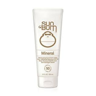 Sun Bum Sunscreen Lotion, Moisturizing, Mineral, Broad Spectrum SPF 50 - 3 fl oz