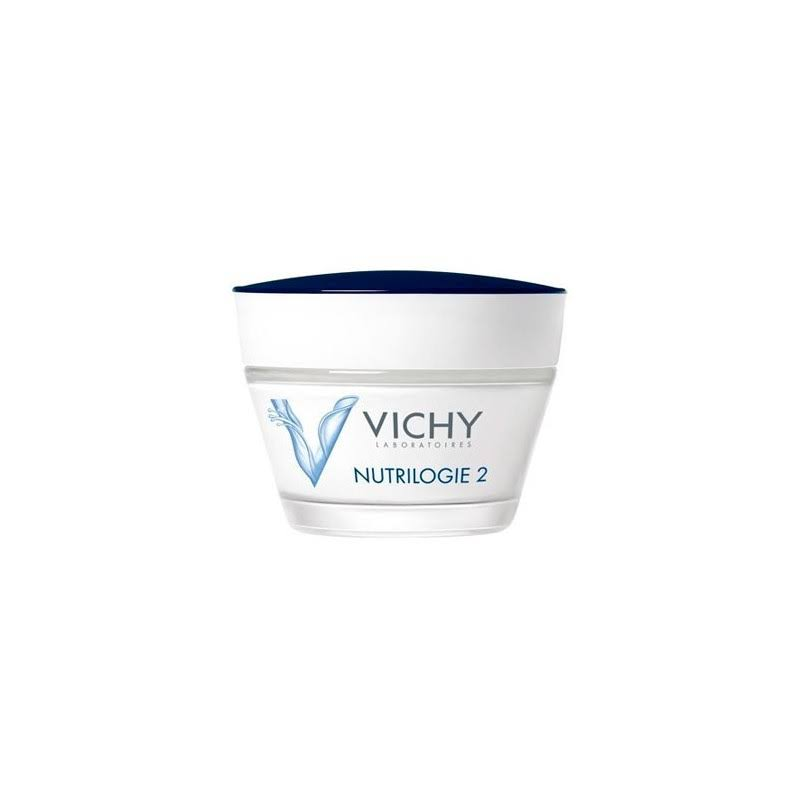 Vichy Nutrilogie 2 Intense Cream - Very Dry Skin, 50ml