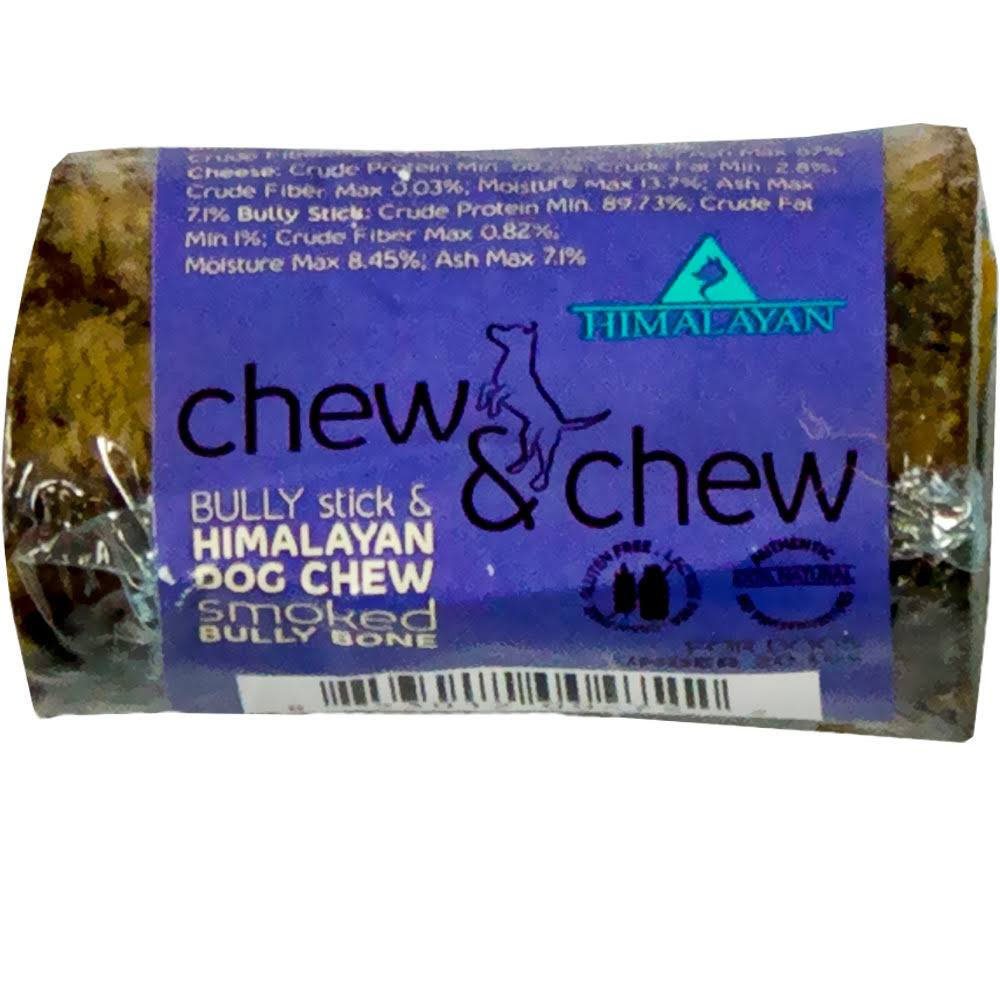 Himalayan Chew Chew Grain-free Cheese Bone Dog Treat - 3oz
