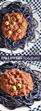 Ideas For Halloween Food Names by Halloween Spaghetti The 36th Avenue